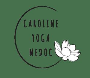 logo caroline Yoga Medoc 33